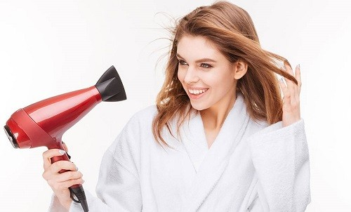 Use Professional Hair Dryer