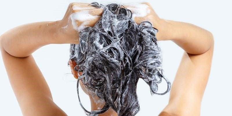 Avoid washing your hair too frequently