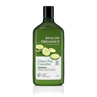 Avalon Organics Gluten Free Shampoo