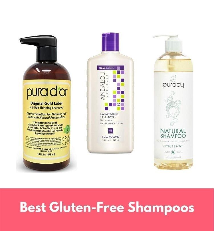 Best Gluten-Free Shampoos