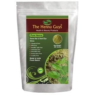 300 Grams - 100% Pure Henna Powder For Hair Dye