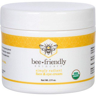 Bee Friendly Face and Eye Cream All Natural