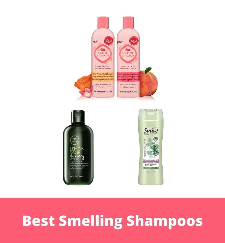Best Smelling Shampoos