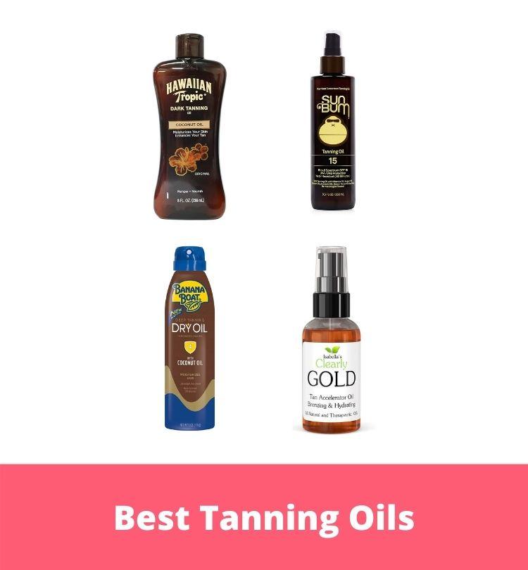 Best Tanning Oils