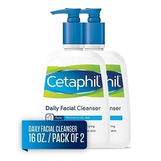 Cetaphil Facial Cleanser, Daily Face Wash