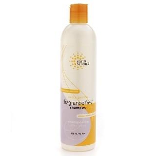 Earth Science Fragrance-Free Shampoo