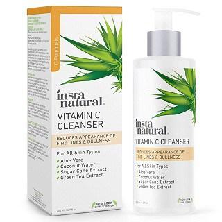 Facial Cleanser – Vitamin C Face Wash