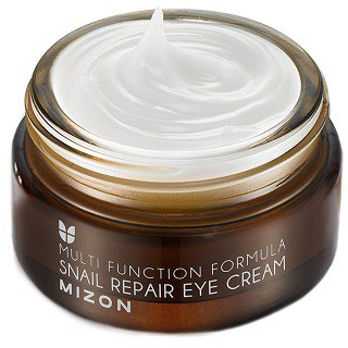 MIZON Snail Extract Eye Cream Moisturizer