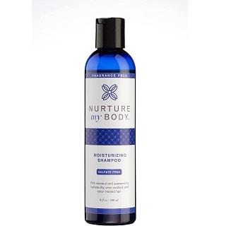 Moisturizing Fragrance Free Shampoo by Nurture My Body