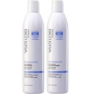 Naturelle Hypo-Allergenic Fragrance-Free Shampoo and Conditioner