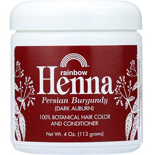 Rainbow Research Henna Hair Color and Conditioner