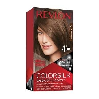 Revlon Color silk Permanent Hair Dye