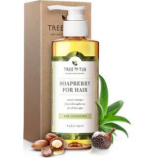 Ultra-Gentle Shampoo for Very Sensitive Skin