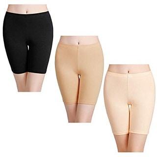 Wirarpa Womens Anti Chafing Cotton Underwear Boy Shorts