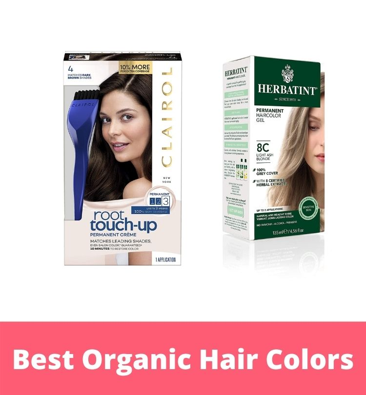 best organic hair color