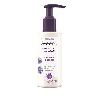 Aveeno Ageless Nourishing Daily Facial Cleanser