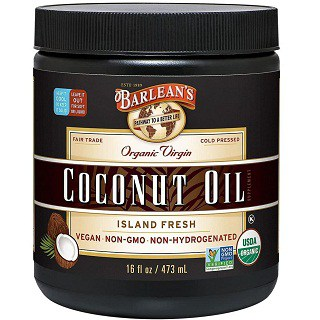 Barleans Organic Virgin Coconut Oil