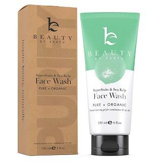 Beauty by Earth Face Cleanser For Women & Men