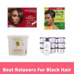 Best Relaxers for Black Hair: Great For Afro 4a, 4b, And 4c Hair Types