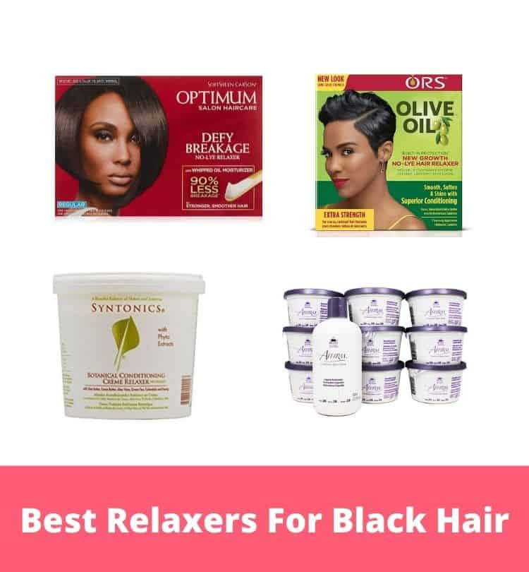 Best Relaxers For Black Hair