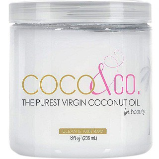 COCO & CO. Organic Pure Extra Virgin Coconut Oil