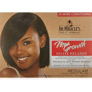 Dr. Miracles New Growth No-lye Relaxer
