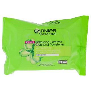 Garnier Skin Active Makeup Remover Wipes