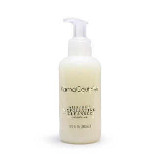 KarmaCeuticles AHA BHA Exfoliating Cleanser