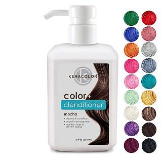Keracolor Clenditioner Color Depositing Conditioner Color wash