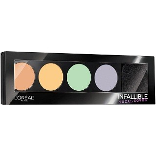 LOreal Paris Total Cover Color Correcting Kit