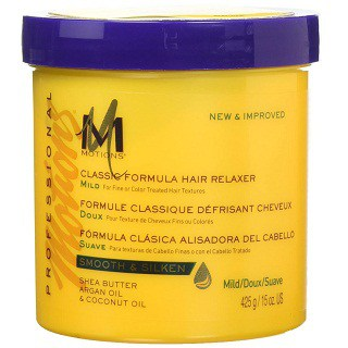 Motions Classic Formula Hair Relaxer Mild