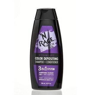 N Rage Color Depositing Shampoo + conditioner