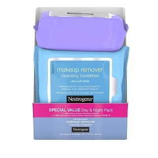 Neutrogena Day & Night Wipes with Makeup Remover