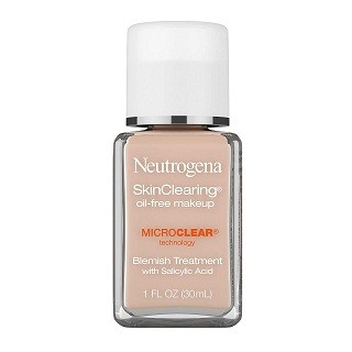 Neutrogena Skin Clearing Oil-Free Liquid Foundation