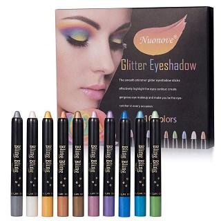 Nuonove Eyeshadow Glitter Stick Eyeshadow