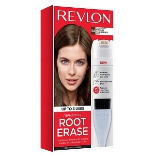 Revlon Root Erase Permanent Hair Color