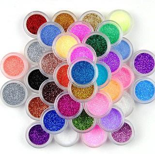 Surepromise 45 Colors Mix Colors Glitter Eyeshadow