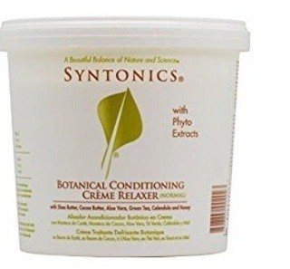 Syntonics Botanical Conditioning Creme Relaxer