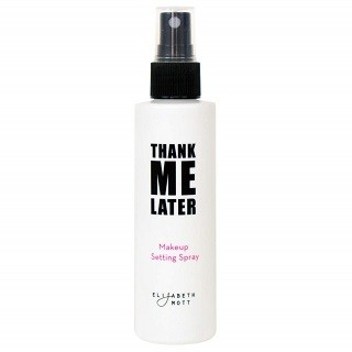 Thank Me Later Makeup Setting Spray by Elizabeth Mott