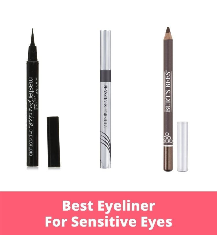 Best Eyeliner For Sensitive Eyes