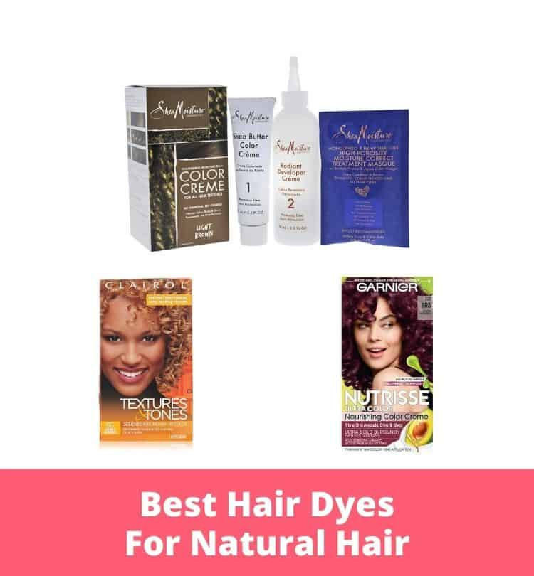 Best Hair Dyes For Natural Hair