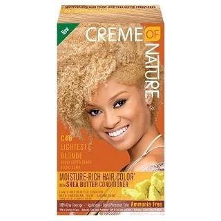 Creme of Nature Moisture Rich Hair Color Kit