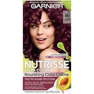 Garnier Nutrisse Ultra Color Nourishing Permanent Hair Color