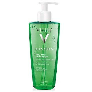 Vichy Normaderm Daily Acne Treatment Face Wash