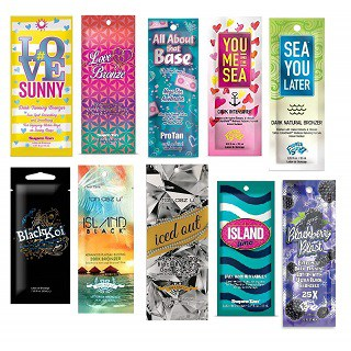 California Tan Assorted Indoor Tanning Lotions