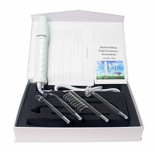 Signstek Portable High Frequency Face Wand Facial Machine