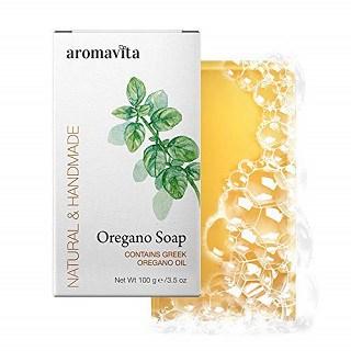 Aromavita Oregano Oil Soap Natural Plant Therapy