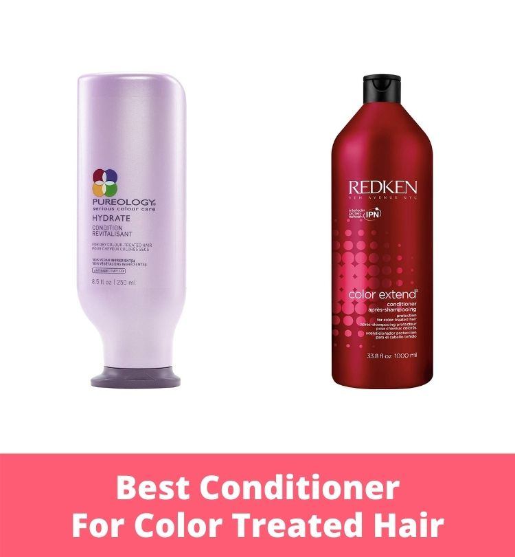 Best Conditioner For Color Treated Hair