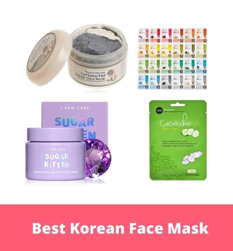Best Korean Face Mask