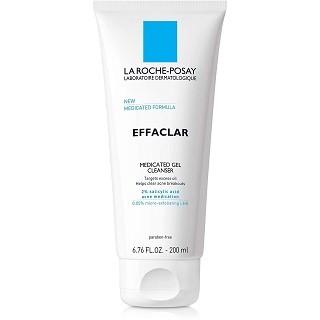 La Roche-PosayEffaclar Medicated Gel Acne Face Wash